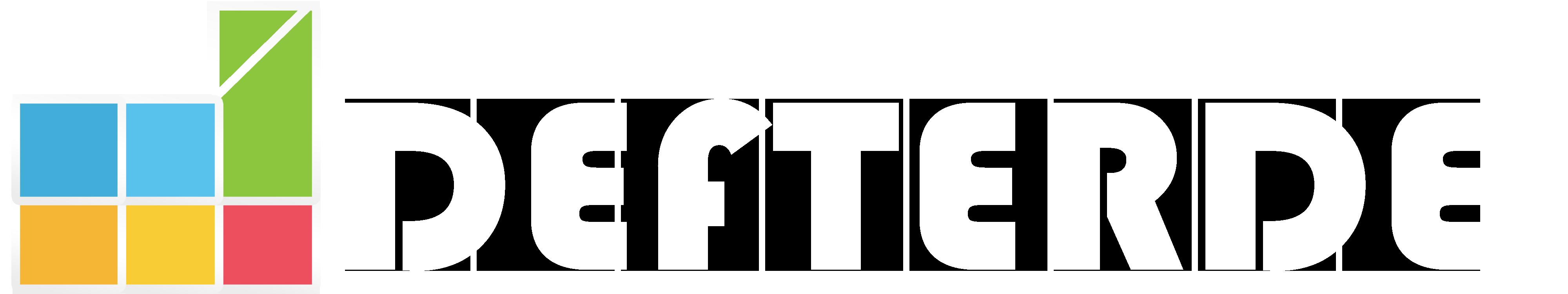 Defterde Logo